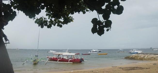 Kesumasari beach