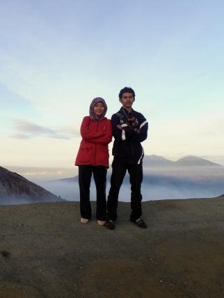 with my dear bro :*
