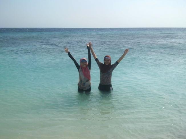 Snorkeling at Pulau Tabuhan