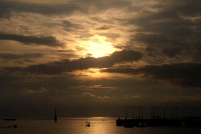 another sunset view of Jimbaran
